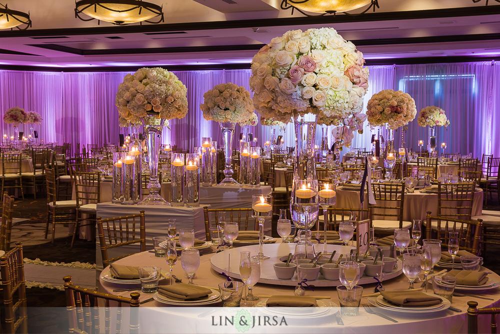Earl Burns Miller Japanese Garden  Hilton Costa Mesa Wedding  Hari and Natalie