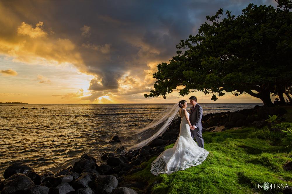 St Regis Princeville Resort Kauai Destination Wedding