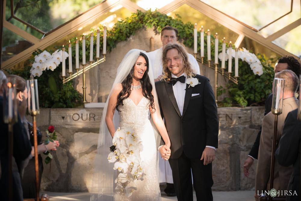 Wayfarers Chapel Wedding Jessica Amp Justin