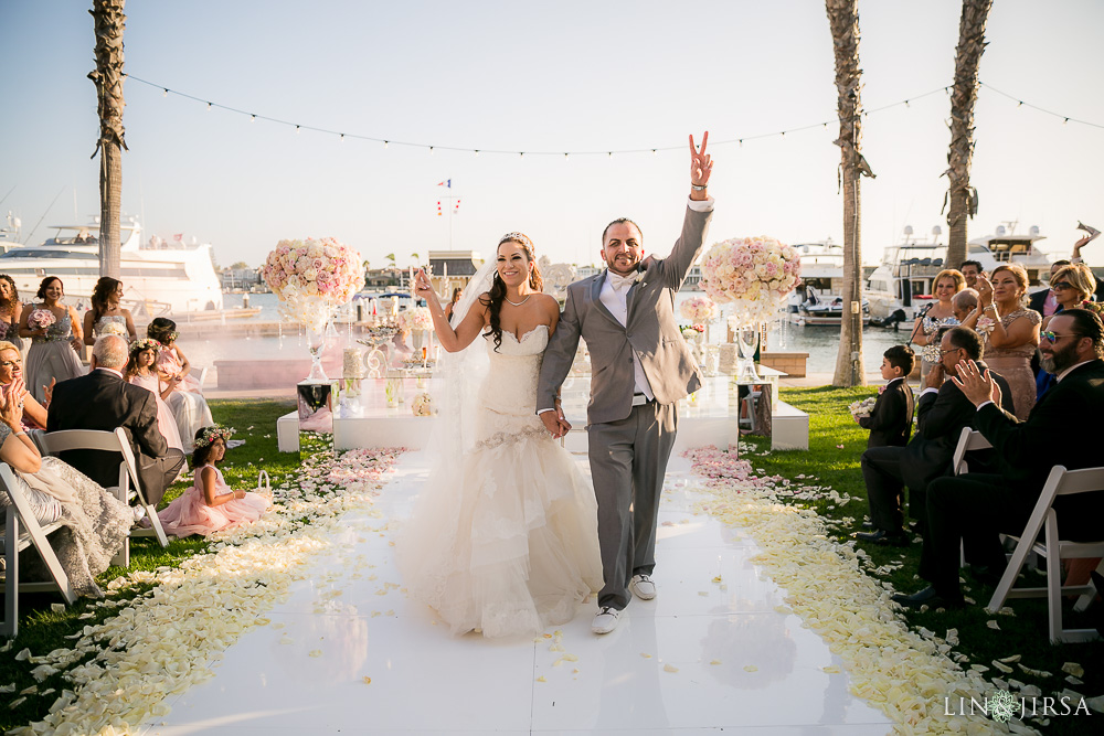 Balboa Bay Resort Wedding Bahar Amp Mo