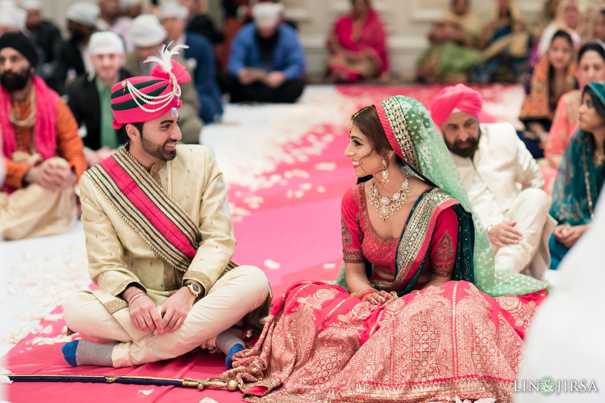 Bellagio Las Vegas Indian Wedding  Harleen  Pavan