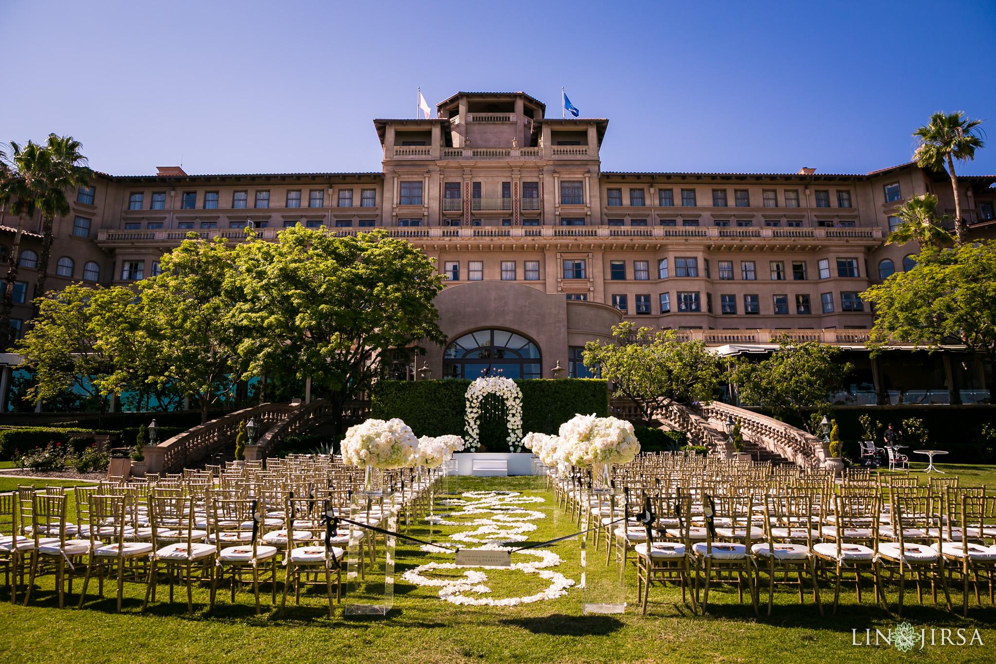 The Langham Huntington Pasadena Wedding  Nina  Darren