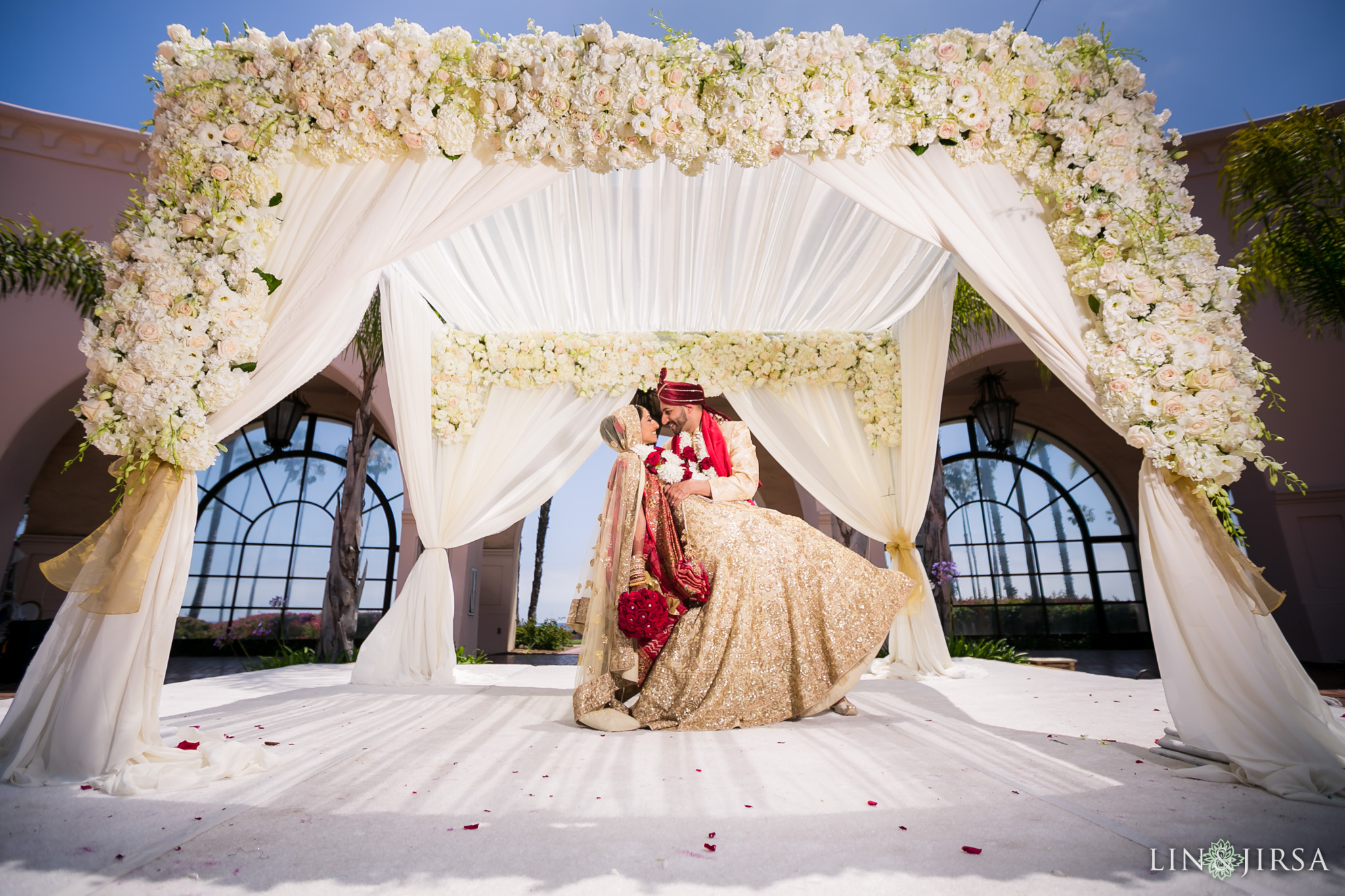 best chiavari chairs fold up chair bed fess parker hotel santa barbara indian wedding | shivani & amar