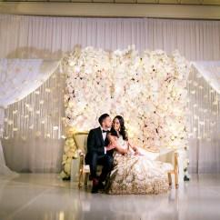 Chiavari Chairs Wedding Ceremony Rocking Chair Fess Parker Hotel Santa Barbara Indian | Shivani & Amar