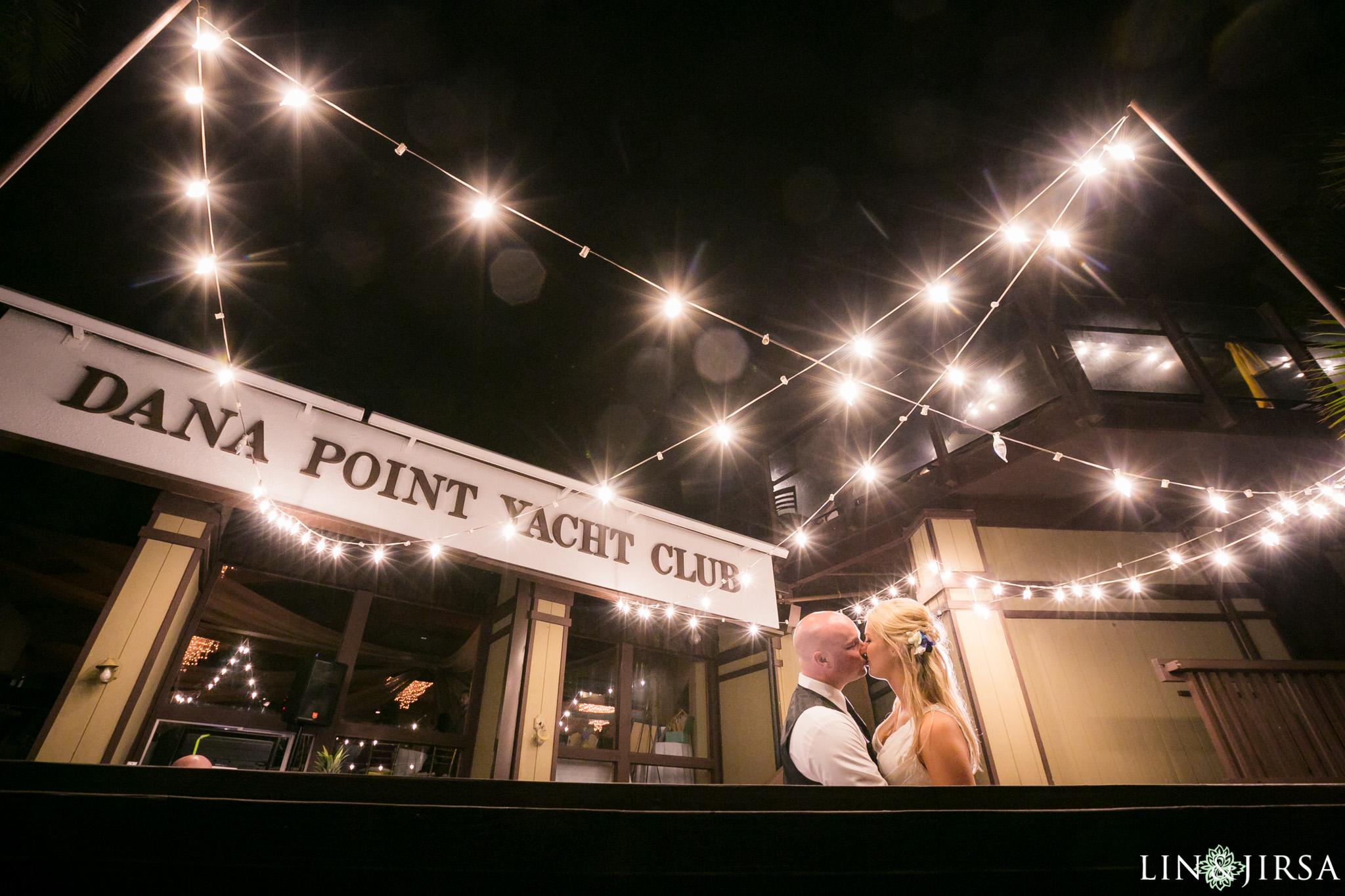 Dana Point Yacht Club Wedding  Ashley  David