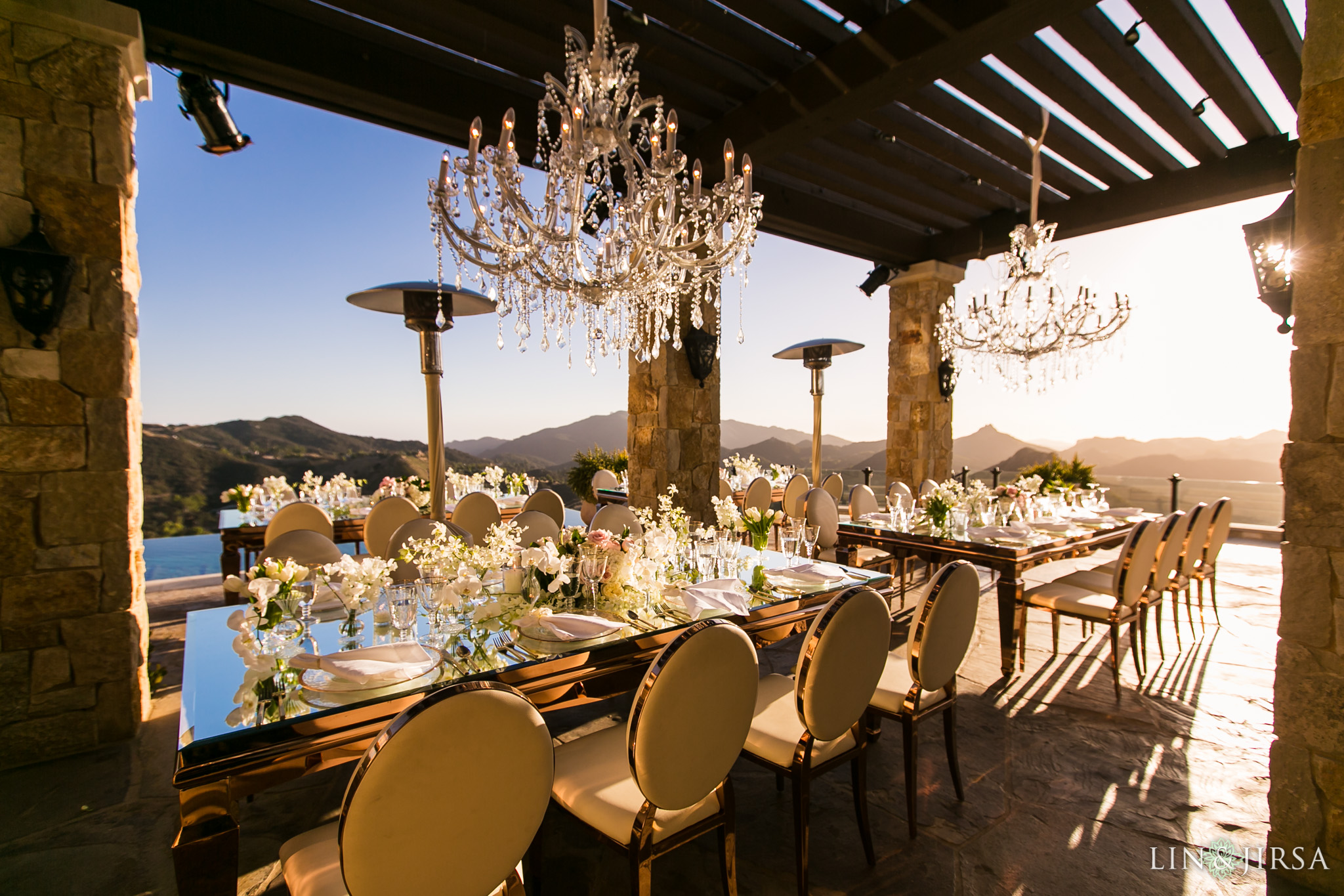 Malibu Rocky Oaks Estate Vineyard Wedding Katie Amp Jesse