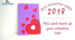 Happy-Valentine-Day-Card,-Pop-Up-Heart-Card-Tutorial-Step-by-Step,-Best-Handmade-Valentine-Card-2018