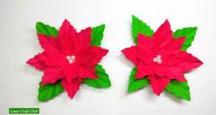 Pointsettia-DIY-Decor-Christmas-Decoration-DIY-Paper-Flower-by-linascraftclu