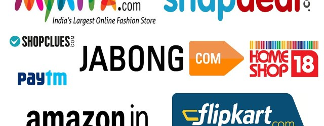 Top Indian E-commerce Sites