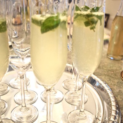 Saturday Night Prosecco Mojito Soiree