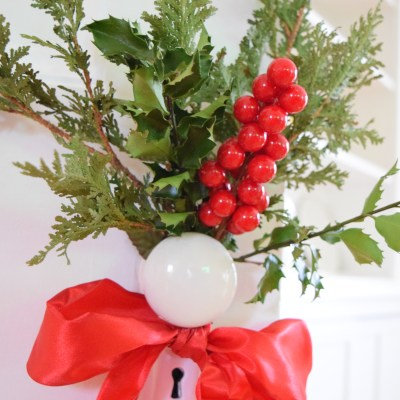 Simple, Quick and Inexpensive Christmas Decorating Ideas!
