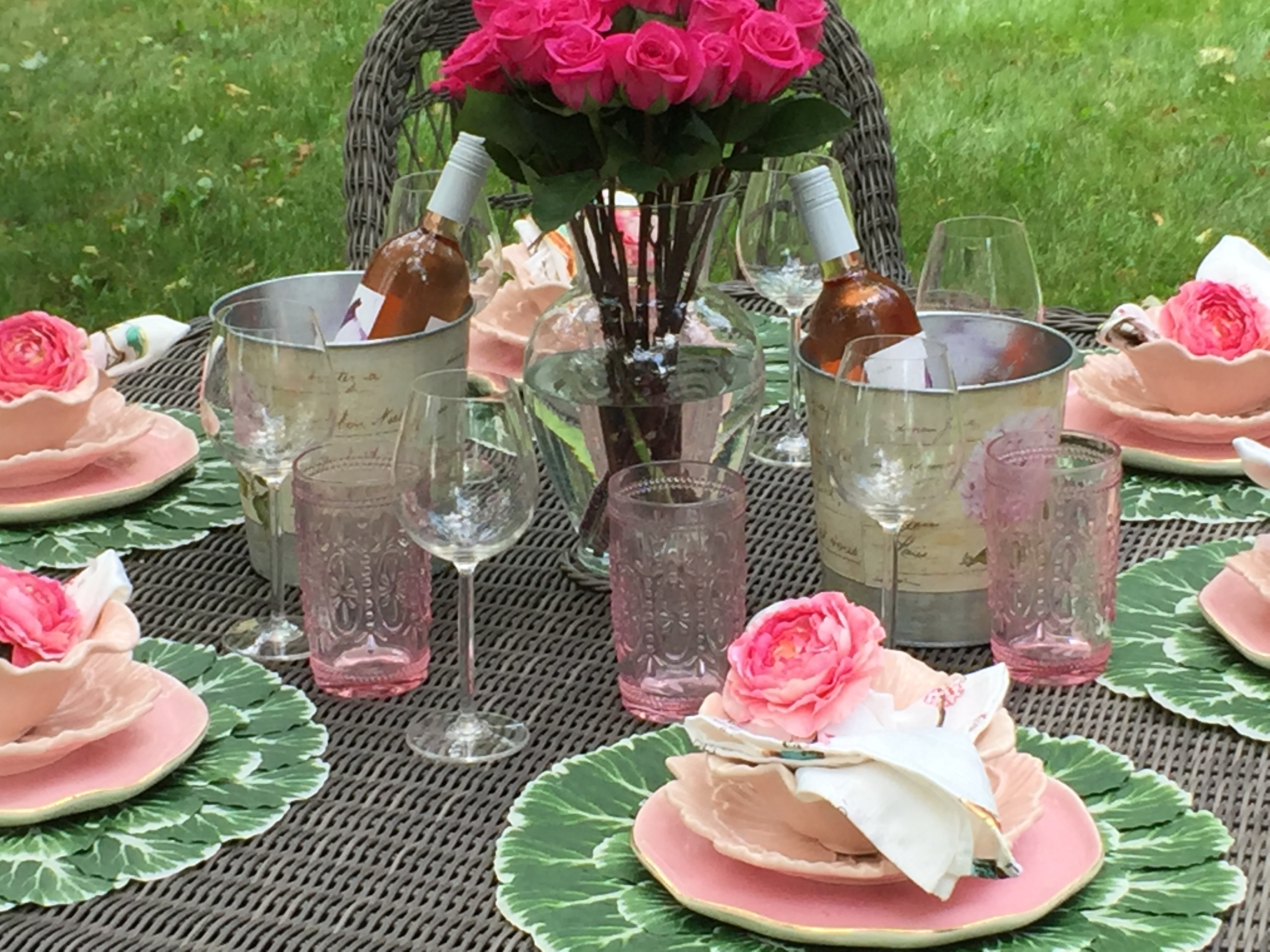 Summer Tablescape Challenge ~ Lincluden Cottage Life