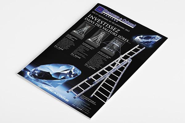DESCOURS & CABAUD - 4 pages promotion des ventes