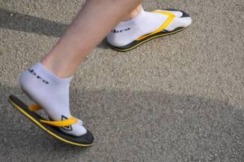 BUCS footwear