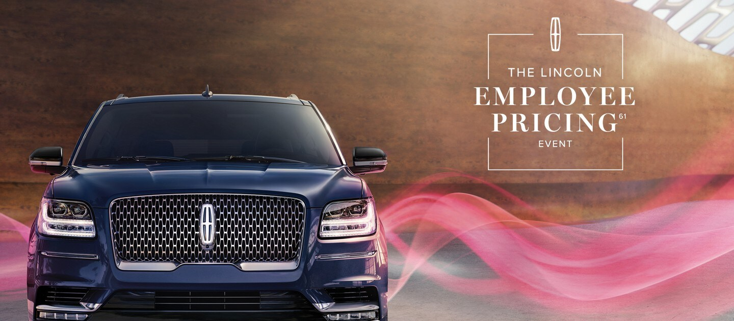 hight resolution of lincoln employee pricing event logo lock up the image shows 2019 lincoln navigator in rhapsody