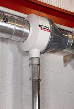 Fire Risks in Fume Extraction Systems