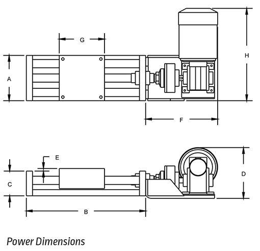 Manual Slide 6 in (152 mm)