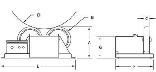 Power Roll 40 in (1016 mm)