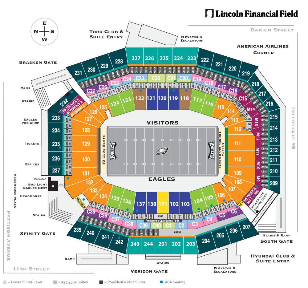 medium resolution of seating bowl diagram