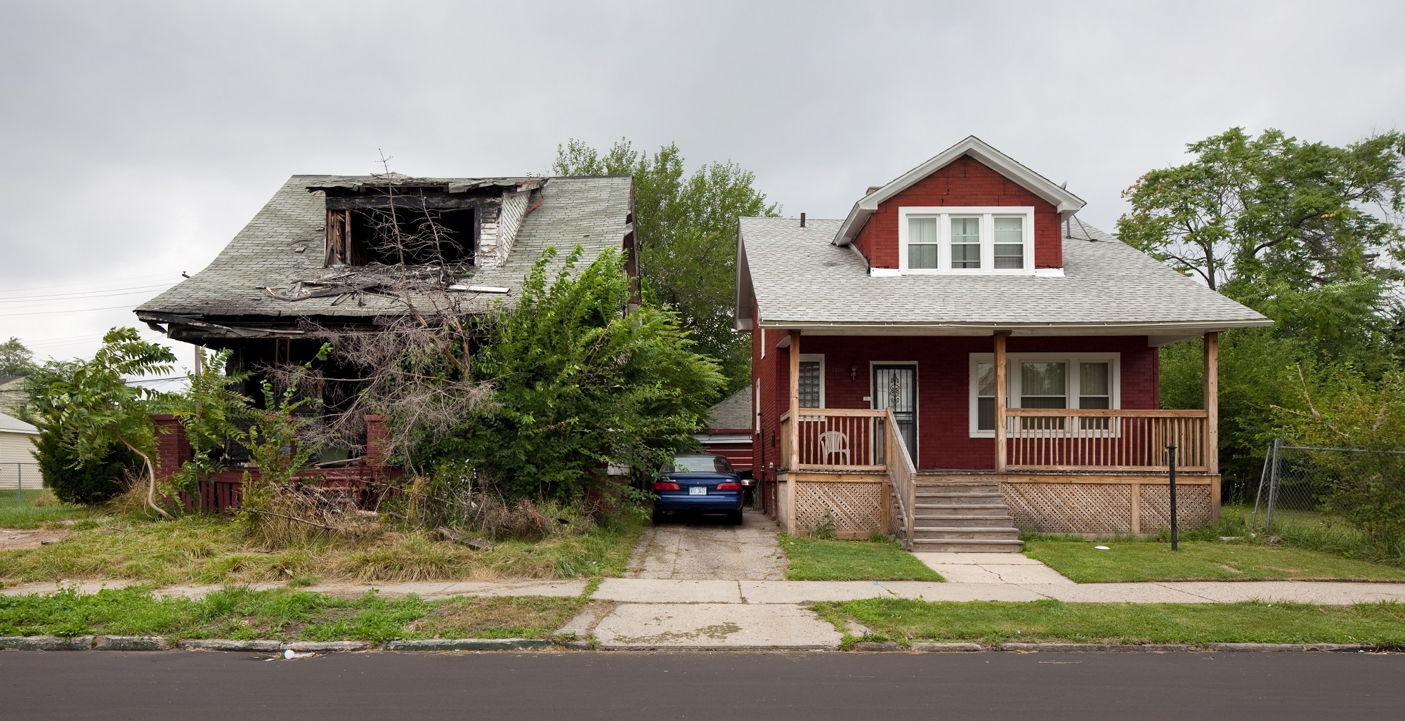 Vacant properties plague struggling US cities according
