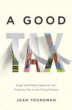 A Good Tax  Lincoln Institute of Land Policy