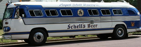 Schells Beer Bus