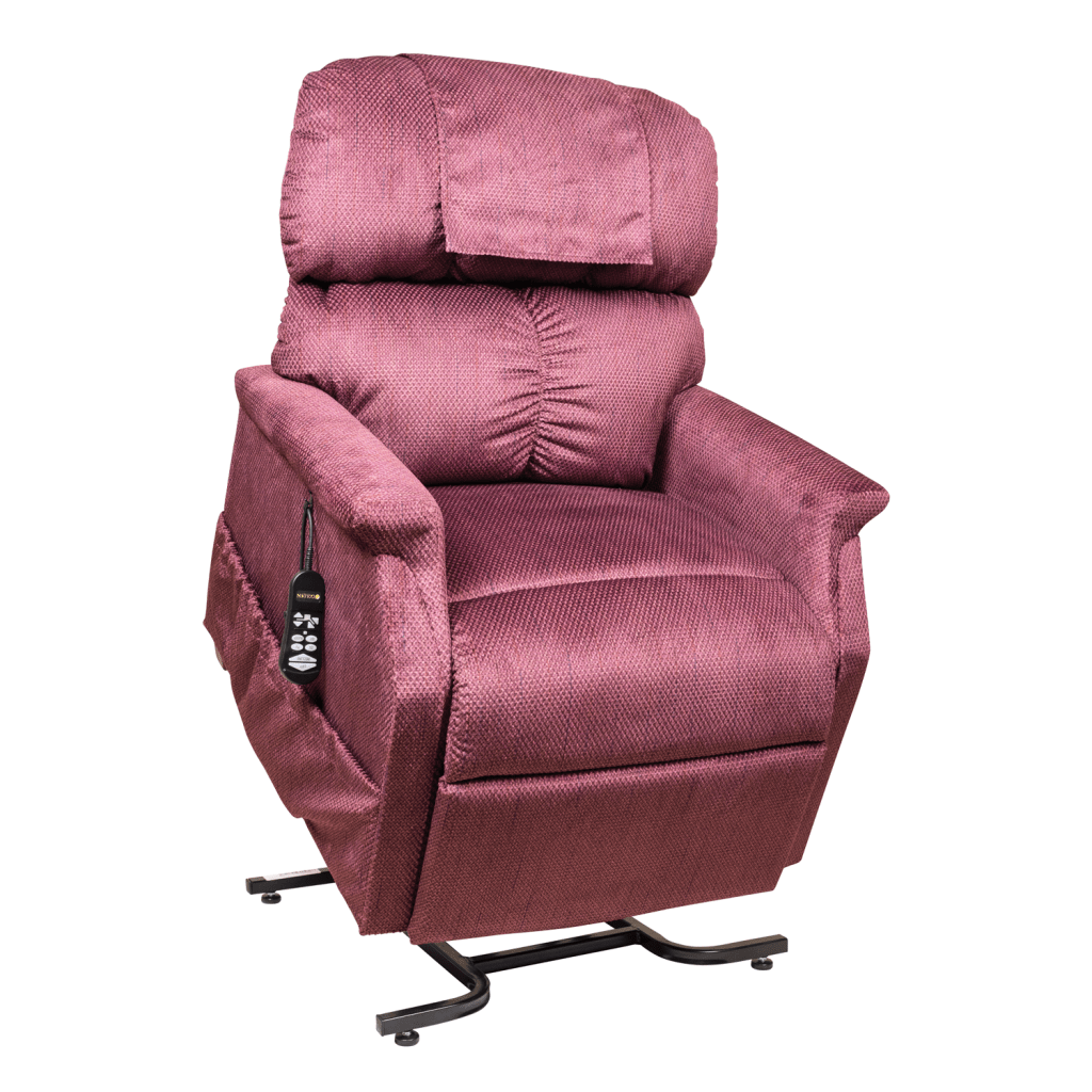handicap lift chair recliner eames soft pad executive maxicomforter lincoln mobility