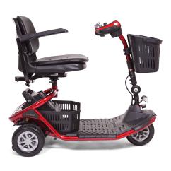 Swivel Chair Disassembly Purple Velvet Bedroom Chairs Literider 3-wheel | Lincoln Mobility