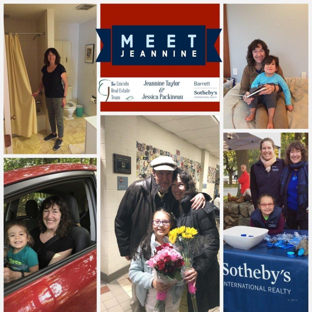 Meet Jeannine Taylor Realtor
