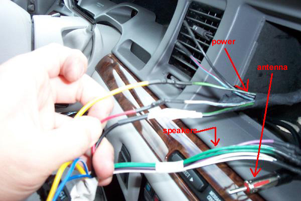 2000 Lincoln Town Car Radio Wiring Diagram Wiring Diagram Photos For