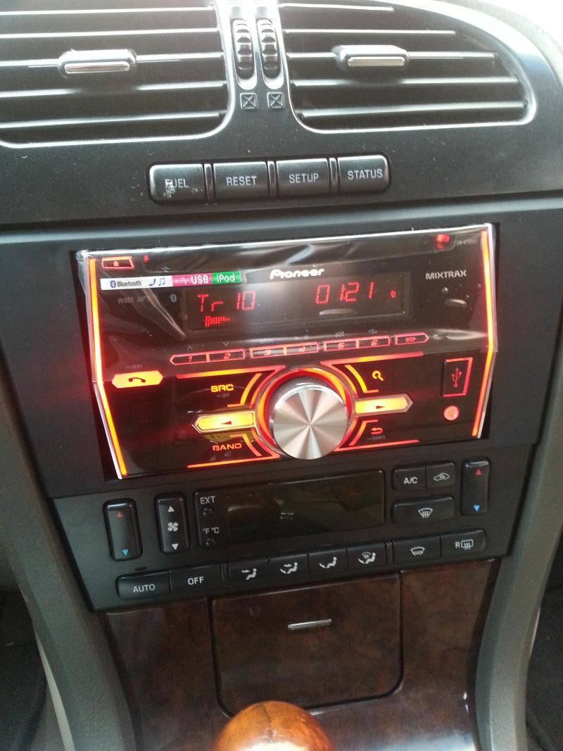 2001 Lincoln Ls Wiring Diagram Alpine Radio 6 Disc In