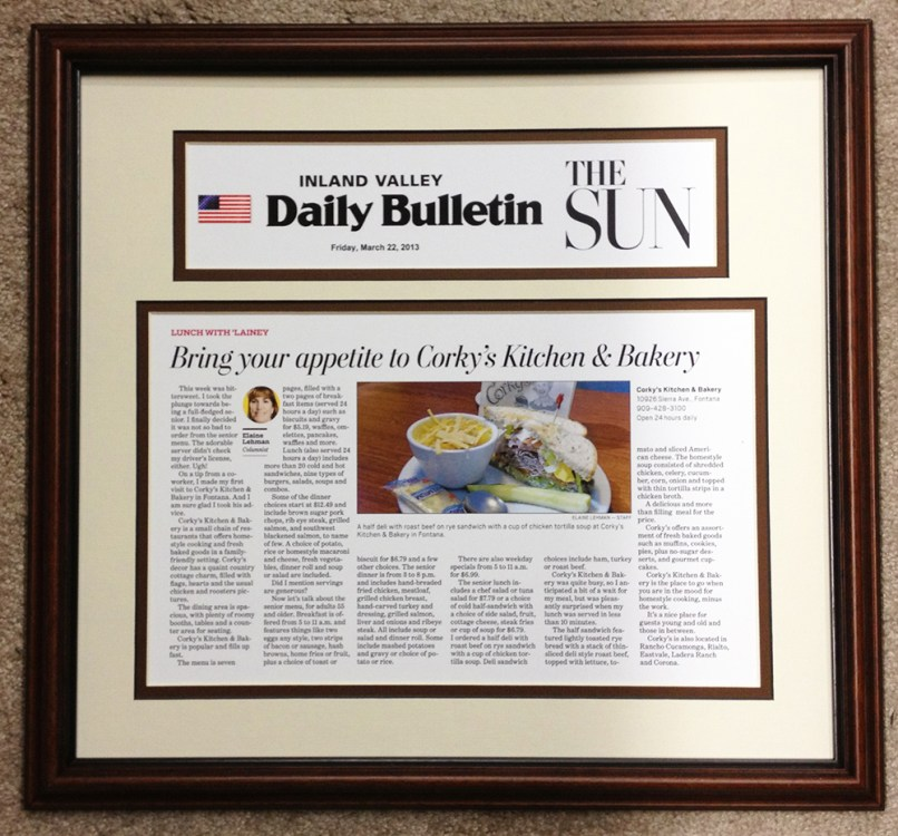 Famous How To Frame A Newspaper Pictures - Frames Ideas - ellisras.info