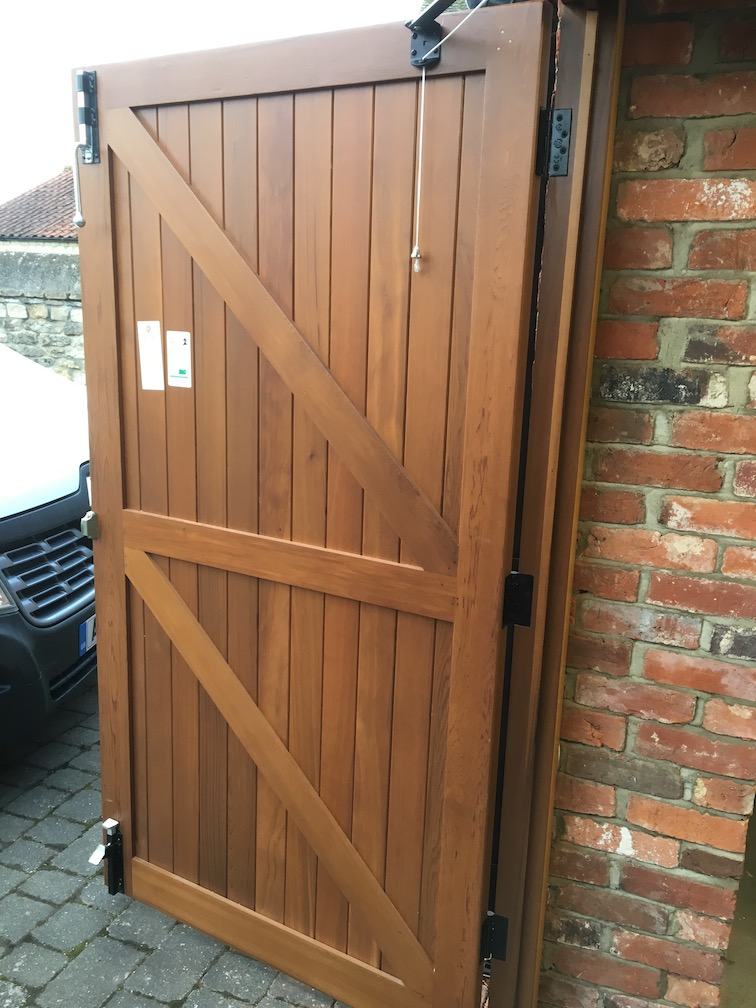 Timber Doors  Case Studies  LGDS