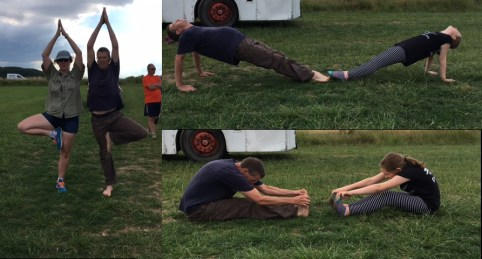 Any sportsman knows the benefit of stretching!