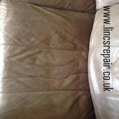 Leather Sofa Cleaning Repair Company 10 Feet Long Furnitue In Lincoln One