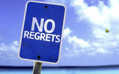 Are You Living Your Life So There Will Be No Regrets?