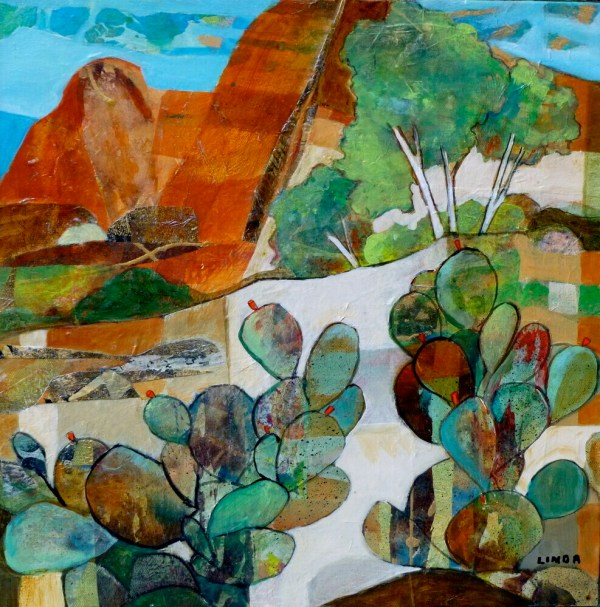 Linda Bell - Sold Archived Paintings Sedona
