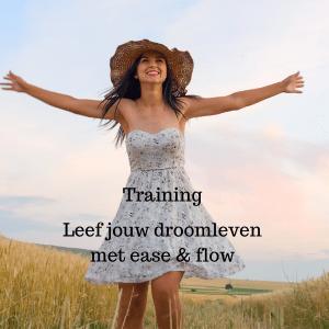 Training- Leef jouw droomleven met ease & flow