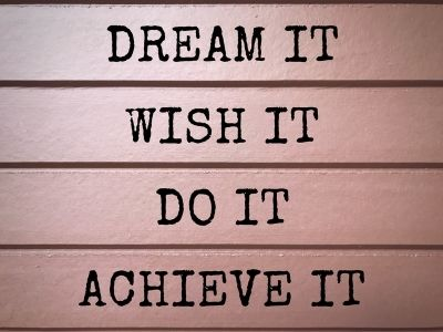 hoe dromen doelen behalen