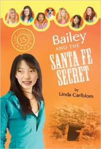 Bailey and the Santa Fe Secret High Res