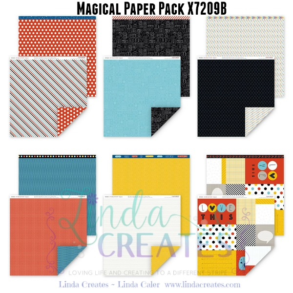 x7209b Magical papers wm