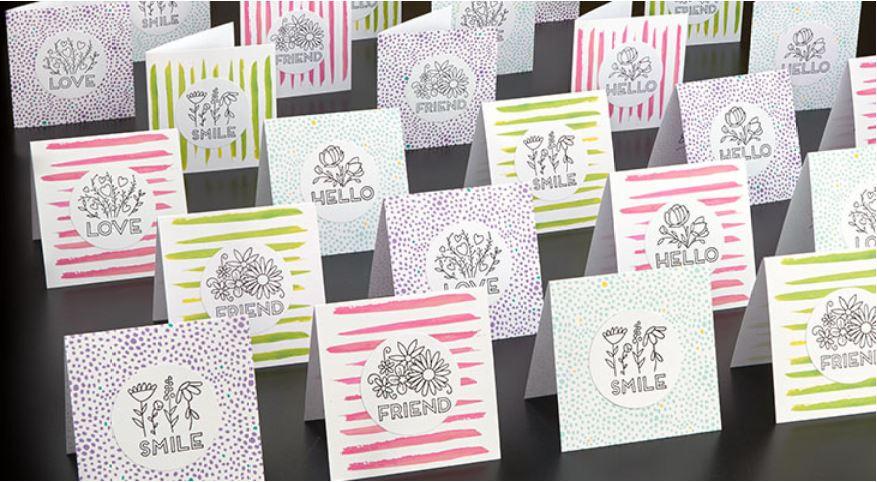 Create kindness cards
