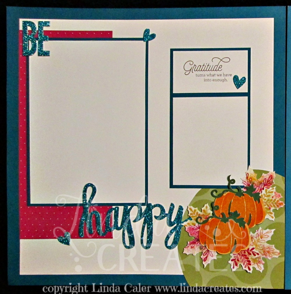 Be Happy Left Page wm