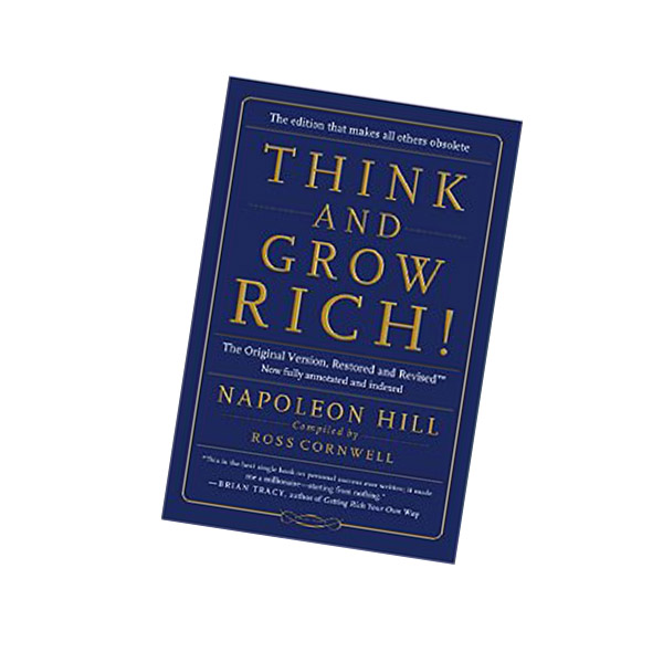 think and grow cover