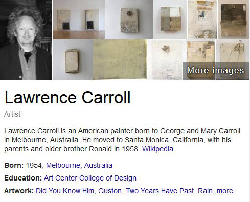 who is l carroll