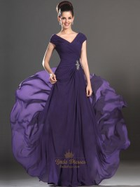 Purple Mother Of The Bride Dresses | www.imgkid.com - The ...