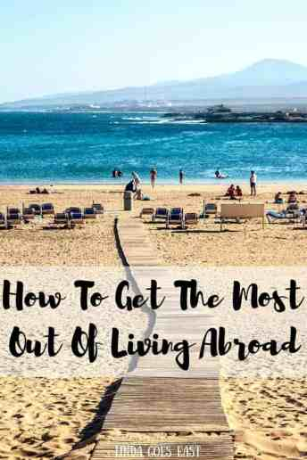 Living Abroad 10 Ways