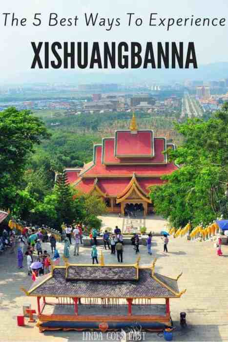 5 Ways To Experience Xishuangbanna