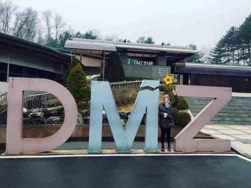 DMZ Korea | Linda Goes East