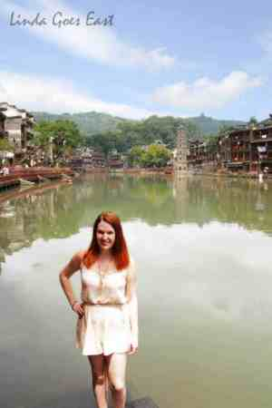 Traveling Fenghuang, China